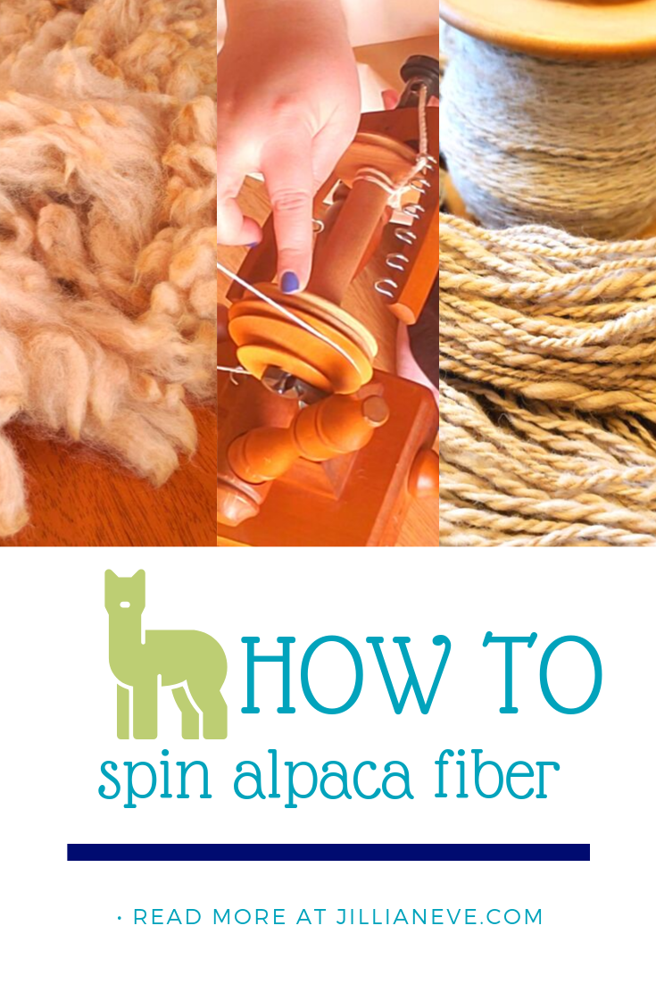 How to Spin Alpaca – From Farm to Yarn!