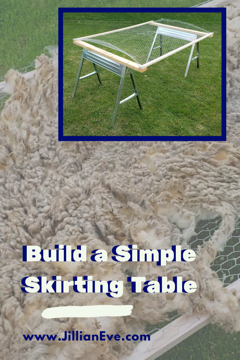 How to Build a Simple Skirting Table
