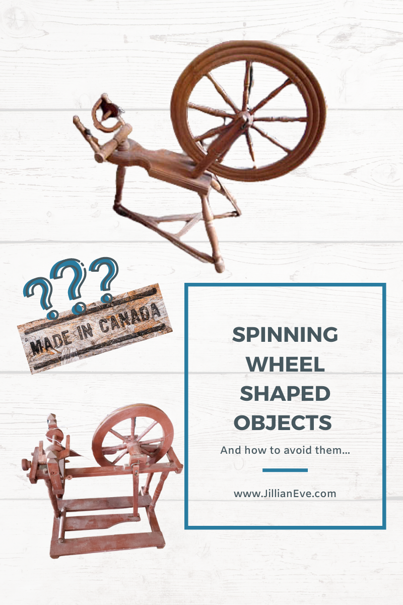 The Spinning Wheel Shaped Object (SWSOs)