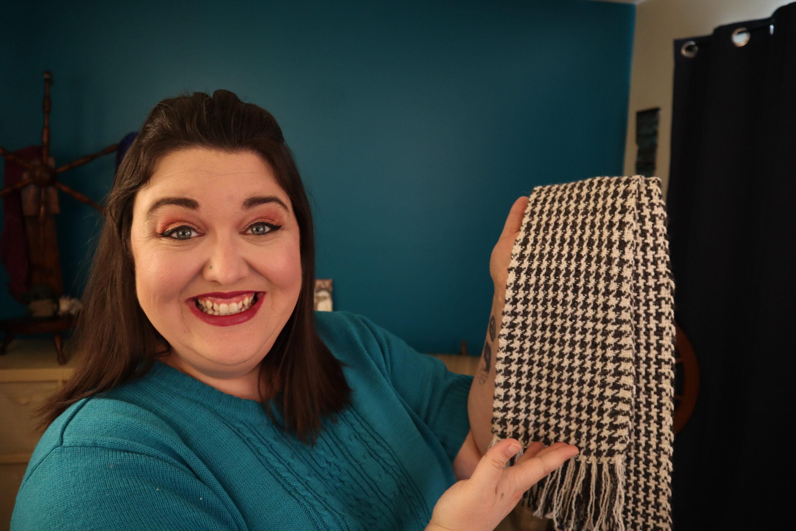 I Replicated 2,300 Year Old Fabric: The Gerum Cloak